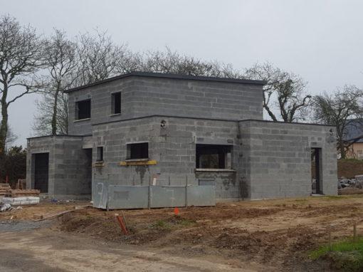 Construction .Landéda