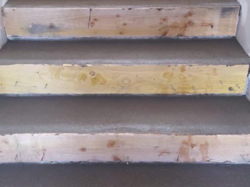 Escalier en béton (1)